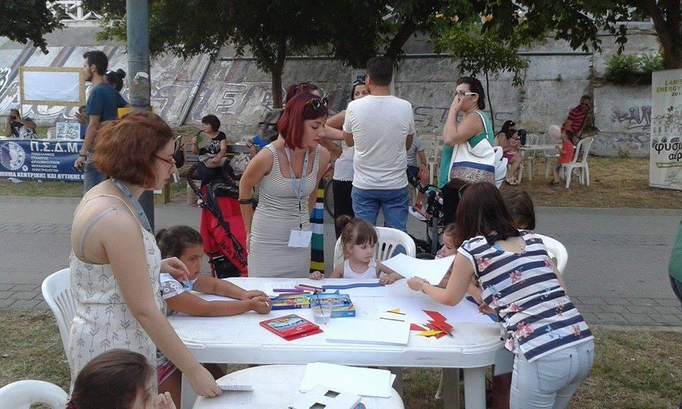 3 5 - Το Θεσσαλικό ΙΕΚ Γιάτσος στο Φεστιβάλ Πηνειού