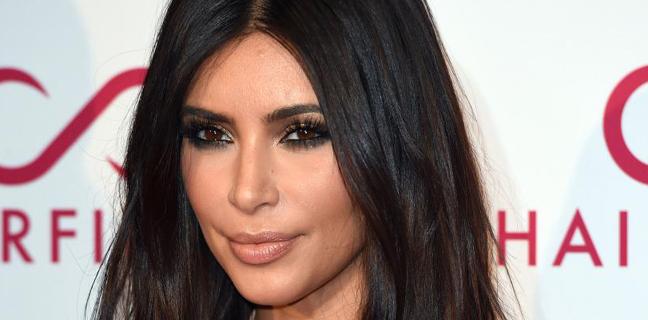 KOM - Kim Kardashian: Προκαλεί με την γυμνή της φωτογράφηση-(φωτο)