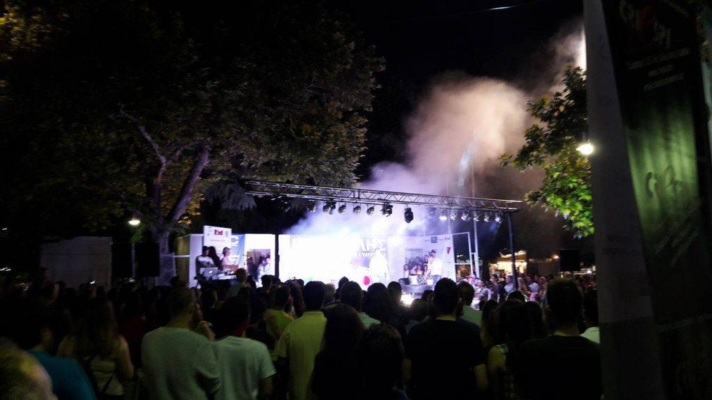 RVKRATL 1024x576 - Το μεγαλο Show στο κέντρο της Λάρισας ολοκληρώθηκε με μεγάλη επιτυχία!