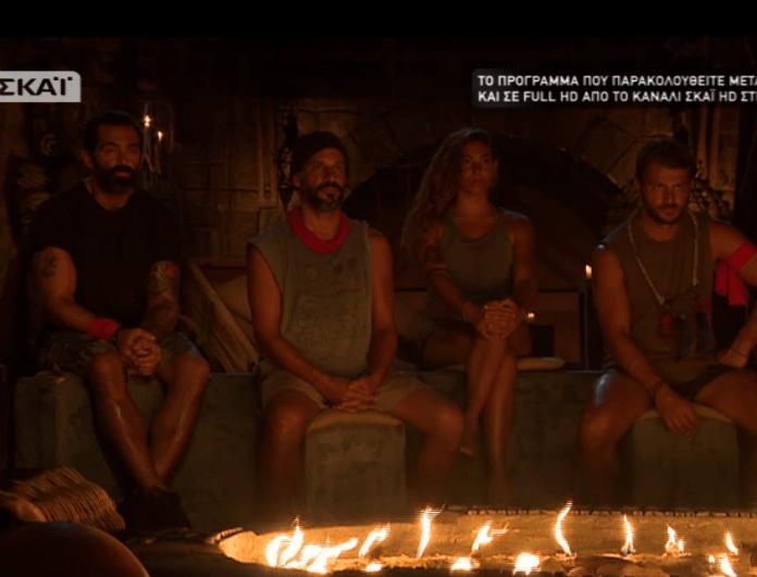 Untitled 173 - Survivor: Αυτός ο παίκτης αποχώρησε από την ομάδα των «Διάσημων»..