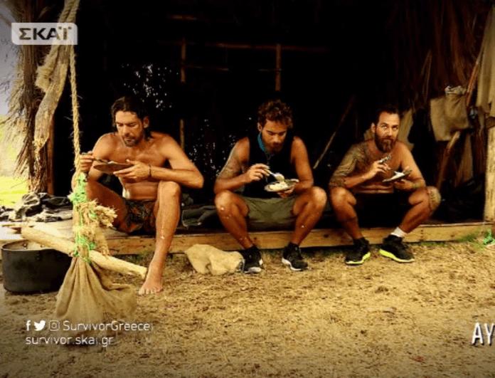 Untitled 402 - Survivor: Δείτε το τρέιλερ της Τρίτης! Ο αγώνας επάθλου και τα…στρατόπεδα!