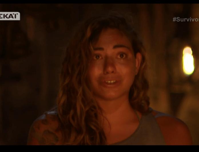 Untitled 500 - Survivor: Αποχώρησε η Ευρυδίκη Βαλαβάνη! Τα πρώτα της λόγια και η «συγγνώμη» στον Αγγελόπουλο…
