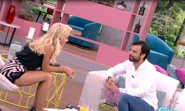 asd - Ο Γεωργίου πήγε στην Ελένη και μίλησε για την επιστροφή του Λάτσιου στον ΑΝΤ1