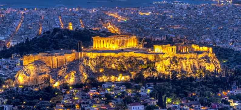 athens - Ελληνική πόλη στους 5 καλύτερους προορισμούς για το 2017