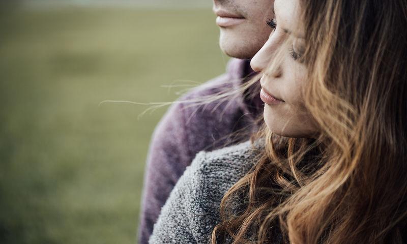 bigstock Young Loving Couple Sitting On 110306681 - Οι πιο βασικοί λόγοι που το σεξ είναι επώδυνο