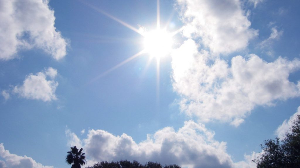 kairos aaa 1024x576 - Ο καιρός σήμερα στην Λάρισα