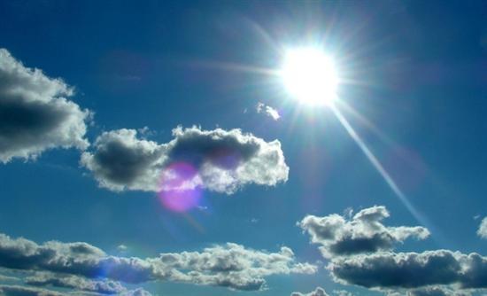 kairos aithrios - O καιρός σήμερα στην Λάρισα