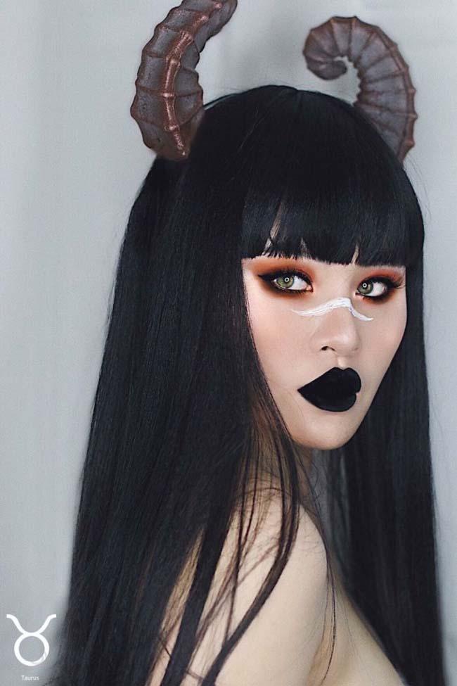look1 - Η makeup artist που δημιουργεί makeup looks με βάση τα 12 ζώδια