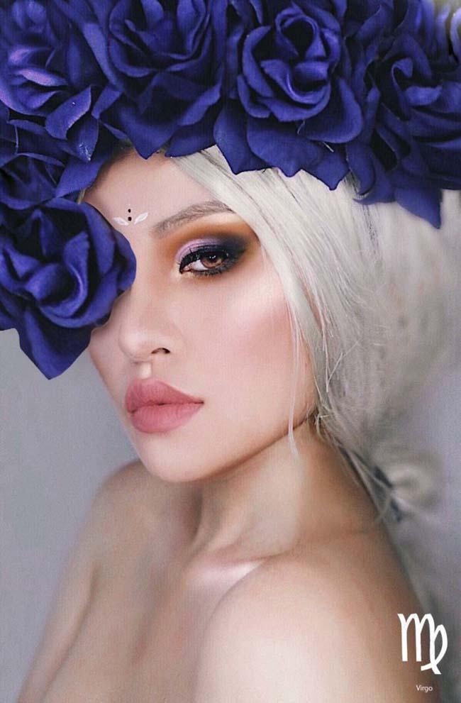 look10 - Η makeup artist που δημιουργεί makeup looks με βάση τα 12 ζώδια