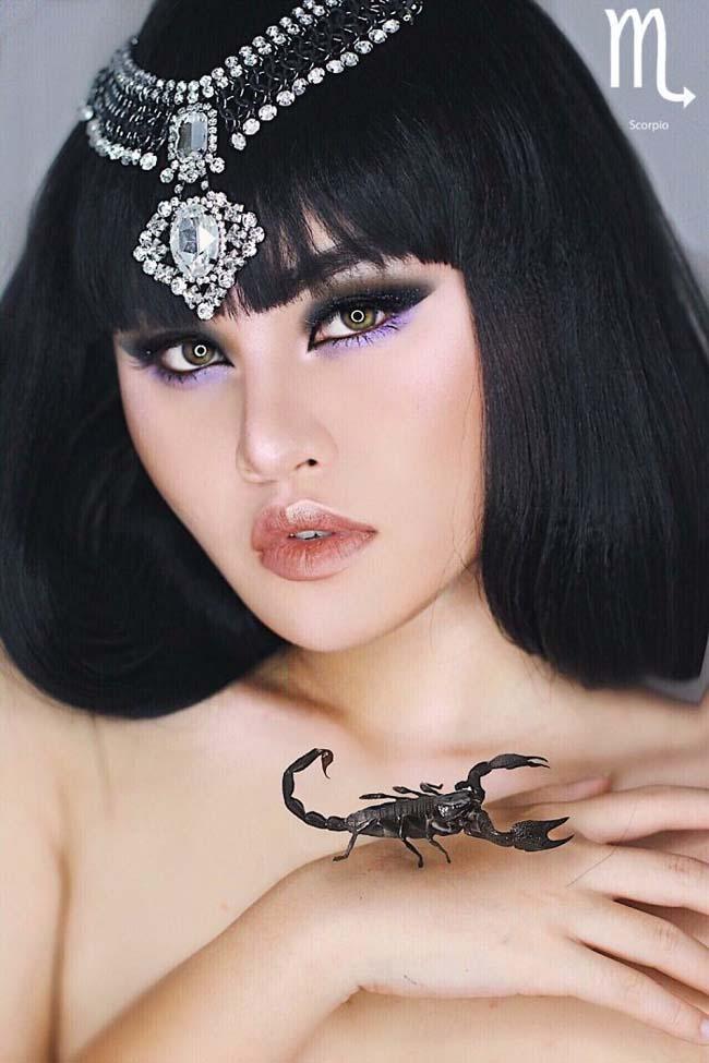 look11 - Η makeup artist που δημιουργεί makeup looks με βάση τα 12 ζώδια