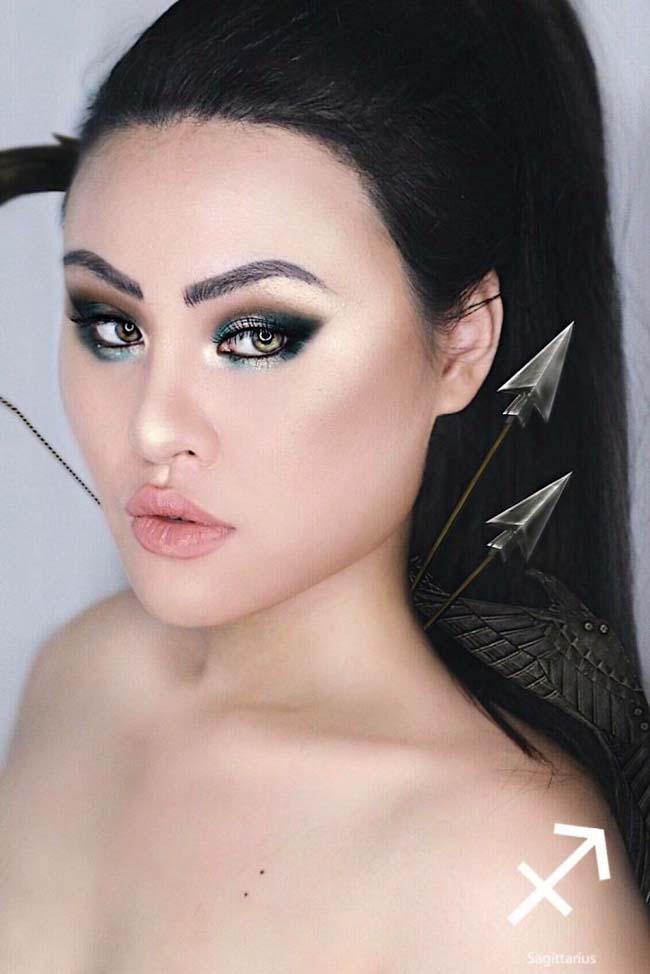 look3 - Η makeup artist που δημιουργεί makeup looks με βάση τα 12 ζώδια