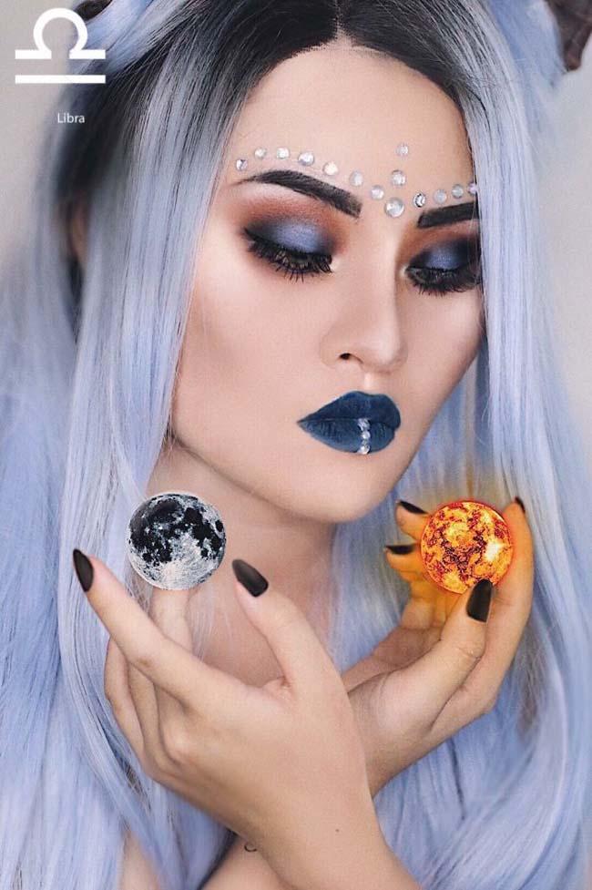 look6 - Η makeup artist που δημιουργεί makeup looks με βάση τα 12 ζώδια
