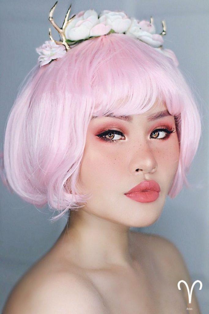 look7 683x1024 - Η makeup artist που δημιουργεί makeup looks με βάση τα 12 ζώδια