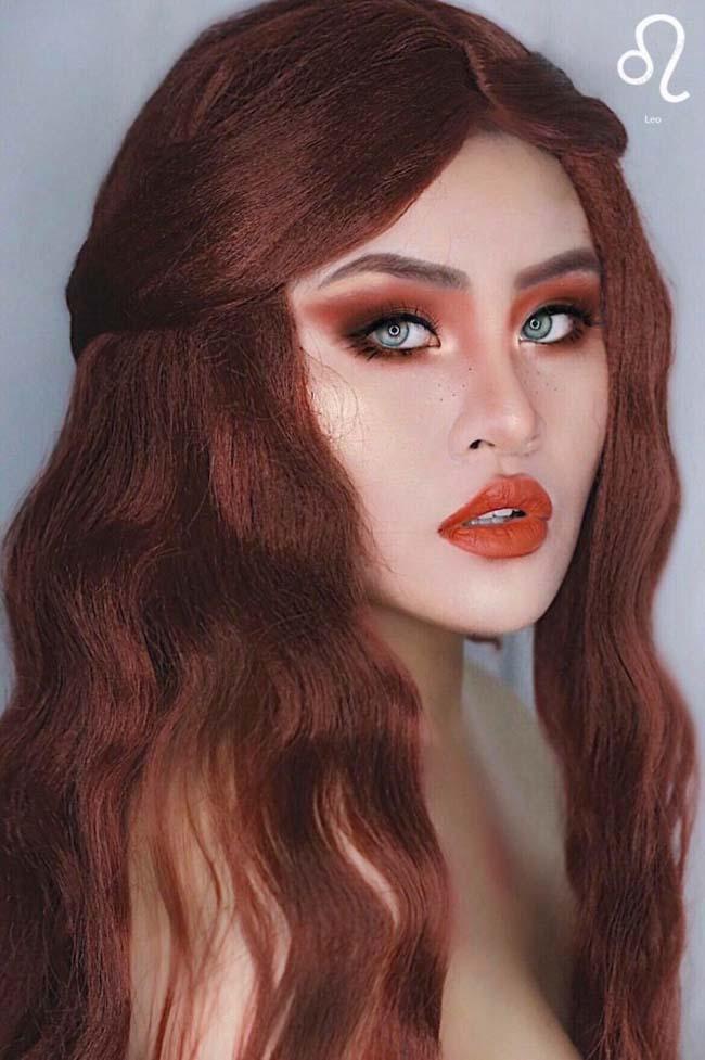 look9 - Η makeup artist που δημιουργεί makeup looks με βάση τα 12 ζώδια