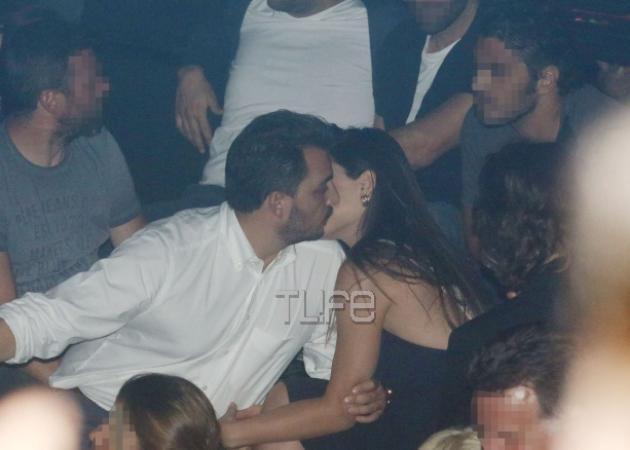 love1 h 645 450 - Φλορίντα Πετρουτσέλι: Τα καυτά φιλιά με το νέο της σύντροφο στα μπουζούκια