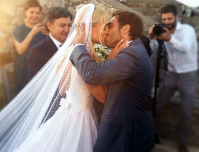 ndgg - Δημήτρης Θεοδωρίδης: Η πρώτη φωτογραφία που ανέβασε από τον γάμο του με την Δούκισσα Νομικού και η τρυφερή ευχή!