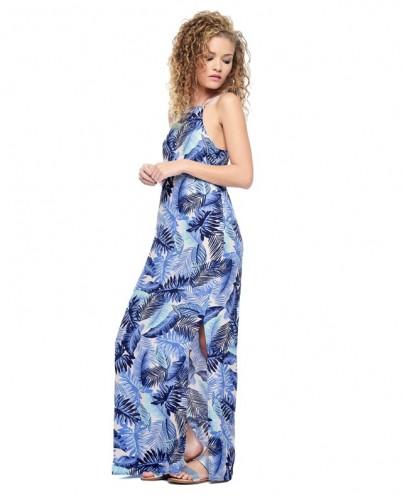 palm forema juicy 402x500 - Βρήκαμε τα πιο ωραία φορέματα για να πάτε σε καλοκαιρινούς γάμους και βαφτίσεις στα νησιά