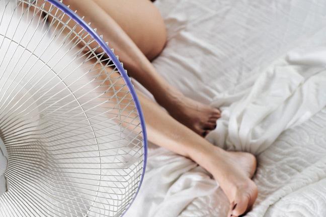 sleep temperaturea a - Πώς μπορείς να κοιμηθείς άνετα στην ζέστη ΧΩΡΙΣ air condition!