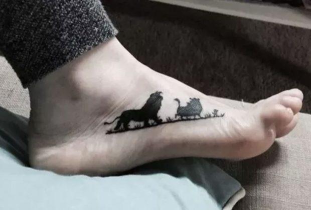 tattoo tainies 620x420 - 20 πανέμορφα τατουάζ που είναι εμπνευσμένα από πασίγνωστες ταινίες!