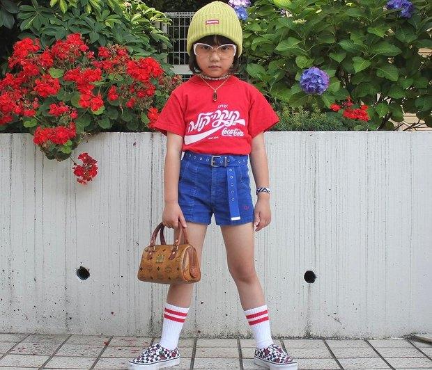 18721856 164704714068541 5108735020156059648 n - Aυτή η εξάχρονη έχει το πιο fashionable Instagram account που έχεις δει