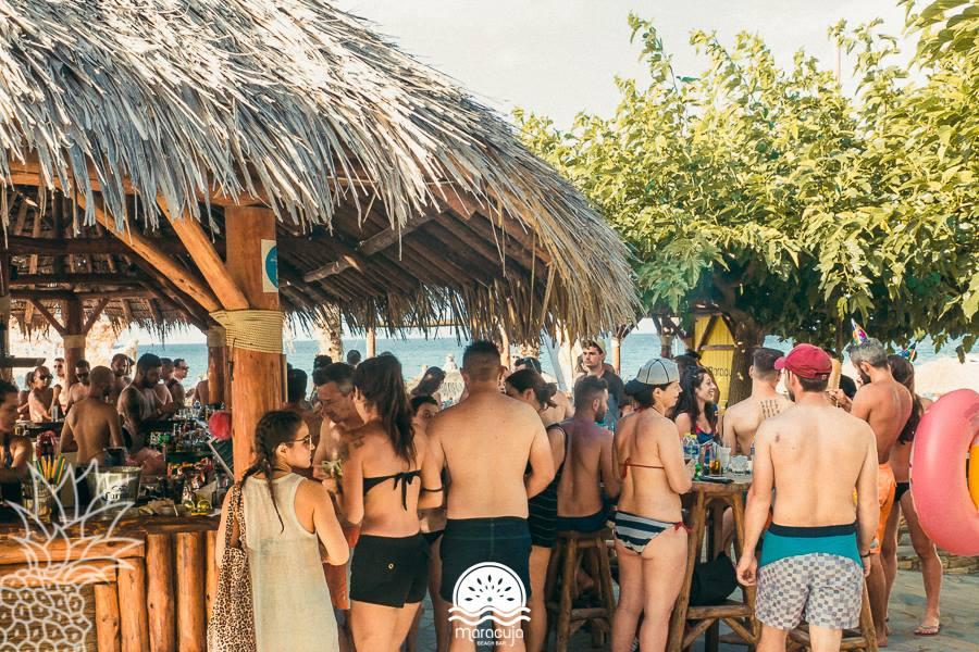 19657235 466342297074807 8019386720841352731 n - Maracuja Beach-bar: Το πιο εξωτικό σημείο στα παράλια της Λάρισας!