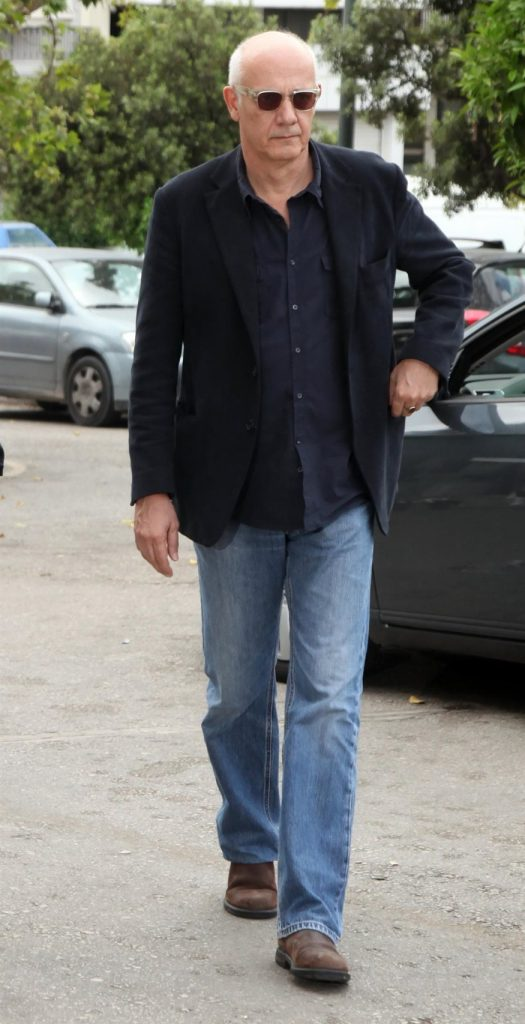 4380 STAMATIS FASOYLIS GIORGOS KIMOYLIS 852013 525x1024 - Ο Γιώργος Κιμούλης καταδικάστηκε σε 15 μήνες φυλακή χωρίς αναστολή