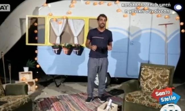 444 - Santo Stelio: Αυτά τα νούμερα τηλεθέασης έκανε η πρεμιέρα του Στέλιου Χανταμπάκη