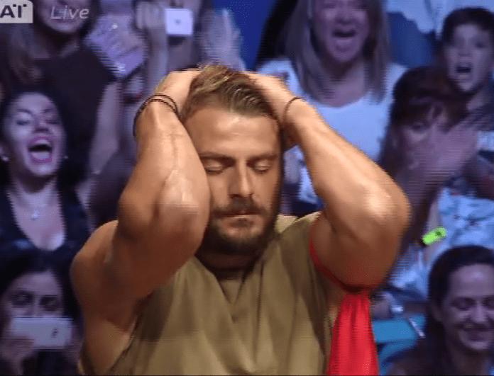 Untitled 99 - Ο Μεγάλος νικητής του Survivor… Ο Γιώργος Αγγελόπουλος! Τρελοί πανηγυρισμοί!