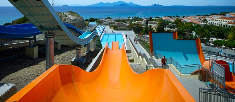aquatica - Τέσσερα ελληνικά waterparks στα καλύτερα της Ευρώπης