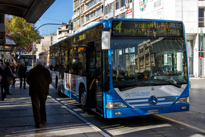 astiko 18 - Προσοχή: Αλλάζουν δρομολόγια Αστικών Λεωφορείων στη Λάρισα