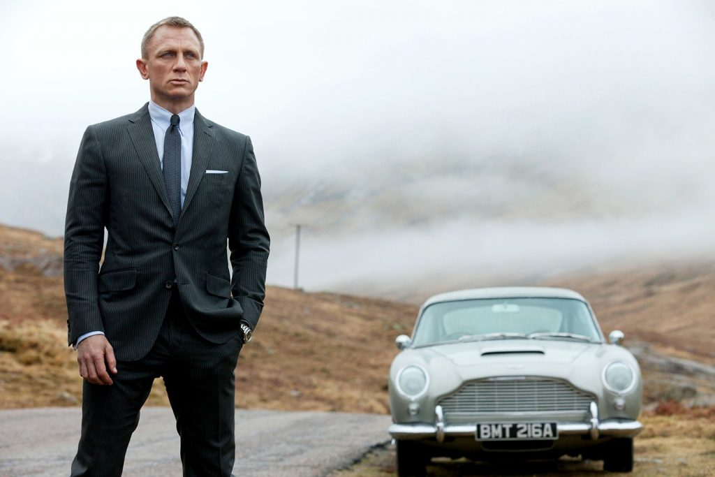 daniel7 1024x683 - Ο Ντάνιελ Κρεγκ θα είναι ο επόμενος James Bond
