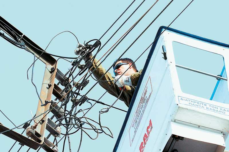 deh 72 - Διακοπή ρεύματος την Κυριακή στο κέντρο της Λάρισας