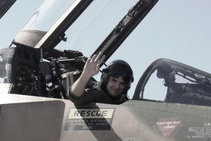 grigoriou8 - Πτώση αεροπλάνου: Ποιος ήταν ο επισμηναγός που πενθεί η Πολεμική Αεροπορία – ΦΩΤΟ
