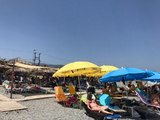 img 2192 - Το αδιαχώρητο στις παραλίες του νομού Λάρισας την Κυριακή