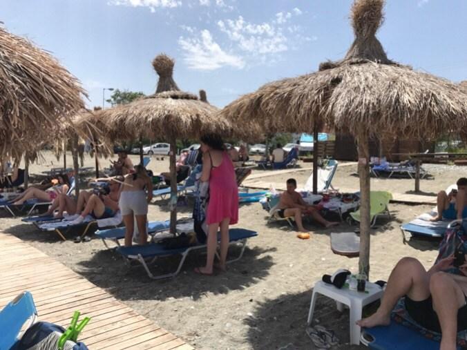 img 2193 - Το αδιαχώρητο στις παραλίες του νομού Λάρισας την Κυριακή