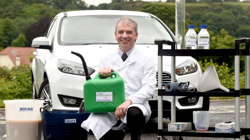 lm whisky residue biofuel car 021 1 - Ένα αυτοκίνητο που... πίνει ουίσκι!