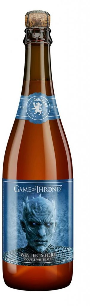 ommegang game of thrones winter is here fire and blood 750s. image courtesy of ommegang 303x1024 - Ο χειμώνας έρχεται με νέα μπύρα «Game of Thrones»