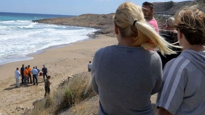 ptoma 16 - Νεκρός άνδρας στη θάλασσα του Πλαταμώνα! Μια παρέα Λαρισαίων βρήκε το πτώμα