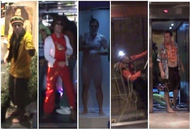 remy - Όταν ο Ρεμί Γκαγιάρντ έχει κέφια μέσα στο ασανσέρ