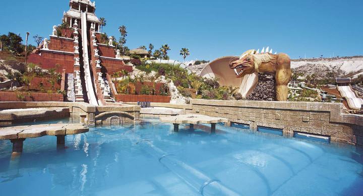 siam spain - Τέσσερα ελληνικά waterparks στα καλύτερα της Ευρώπης