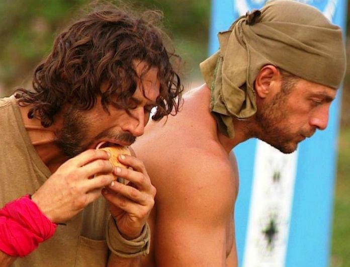 spaliaras burger - Φιλαράκια μετά το Survivor! Τα νυχτοπερπατήματα του Γιάννη Σπαλιάρα με τον Γιώργο Αγγελόπουλο! Που διασκέδασαν;
