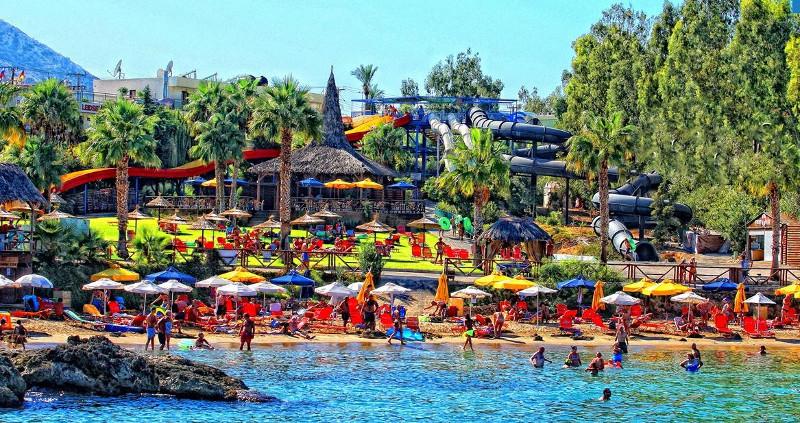 starbeach - Τέσσερα ελληνικά waterparks στα καλύτερα της Ευρώπης