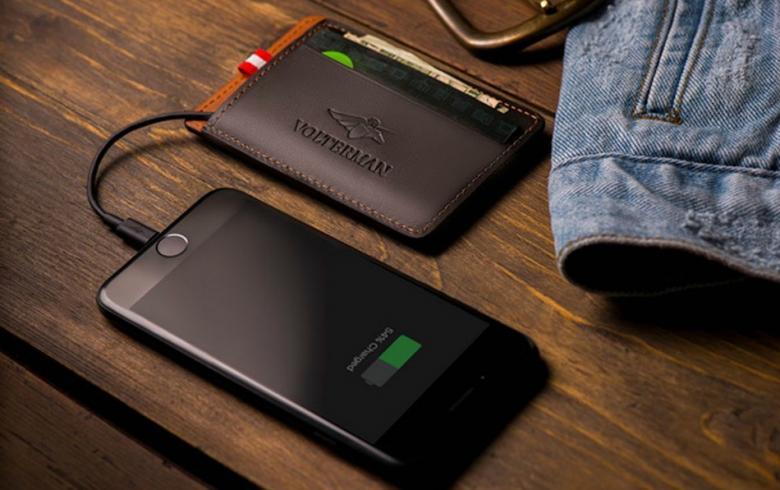 volterman insider - Το έξυπνο πορτοφόλι που φωτογραφίζει όποιον το κλέψει!