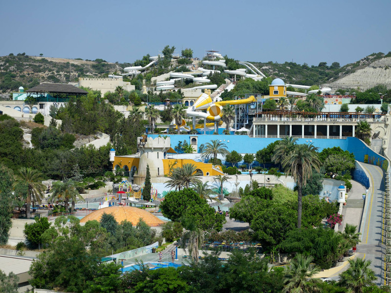 waterpark1 - Τέσσερα ελληνικά waterparks στα καλύτερα της Ευρώπης