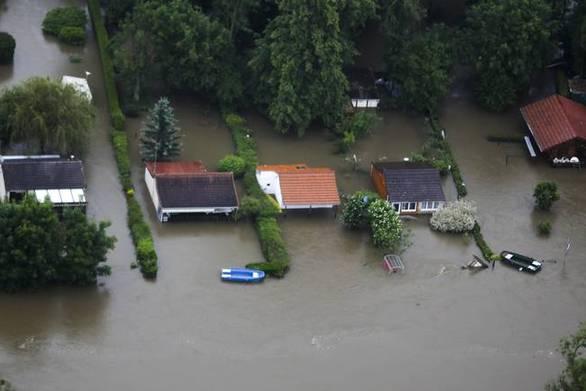 2240666 - Οι καταιγίδες στην Πολωνία κόστισαν τη ζωή σε 4 ανθρώπους