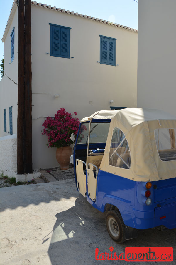 DSC 0163 - Οδοιπορικό   Η Λάρισα ταξιδεύει στις Σπέτσες..