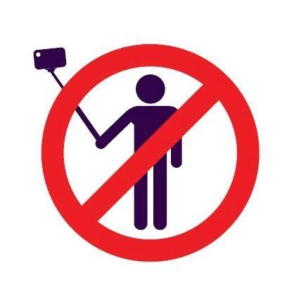 ddi selfie stick ban - Έχεις selfie stick? Δες σε ποιους προορισμούς απαγορεύεται!