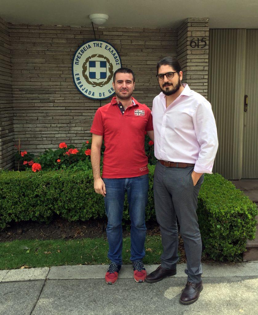 dimitris gkisakis mexico larisaevents 19 839x1024 - Λάρισα - Μεξικό: Ένα ταξίδι γεμάτο εμπειρίες για το Λαρισαίο επιχειρηματία!