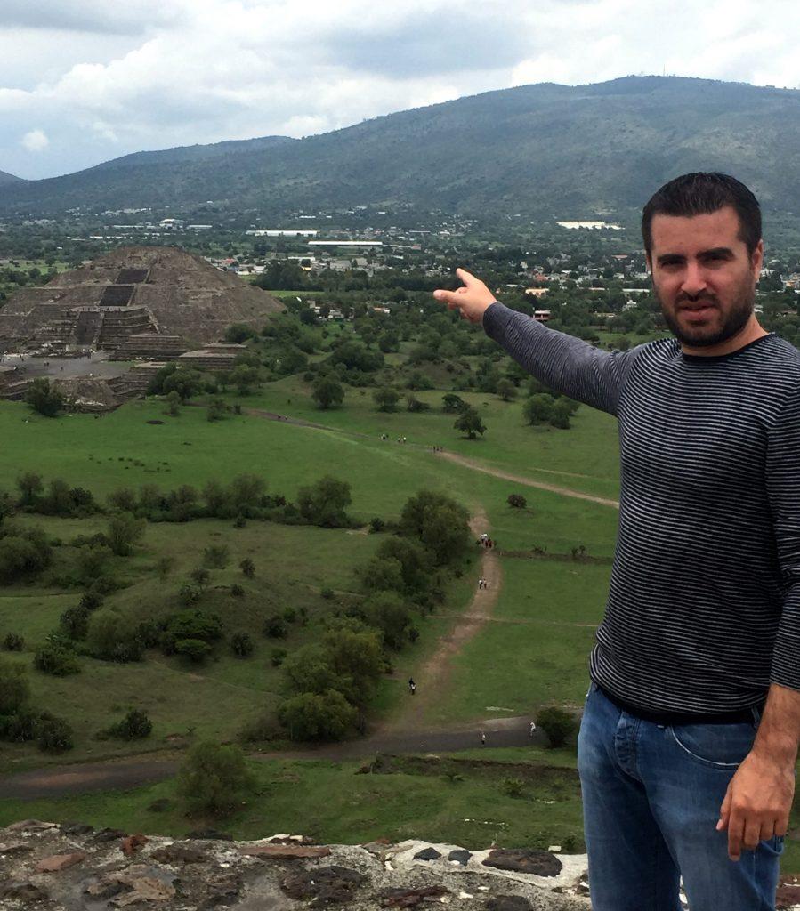 dimitris gkisakis mexico larisaevents 5 899x1024 - Λάρισα - Μεξικό: Ένα ταξίδι γεμάτο εμπειρίες για το Λαρισαίο επιχειρηματία!