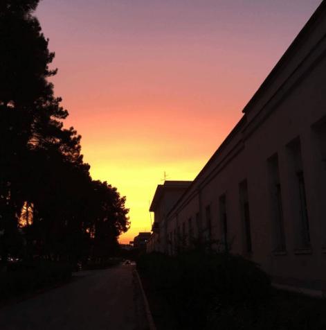 instagram - Ο ουρανός της Λάρισας γέμισε όμορφα χρώματα! (ΦΩΤΟ)